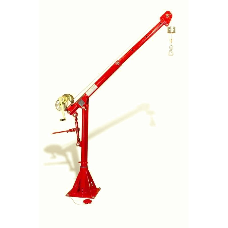 Thern Commander Series 5PT10 (Up to 544 kg capacity) Lifting Davit with Manual or Electric Winch