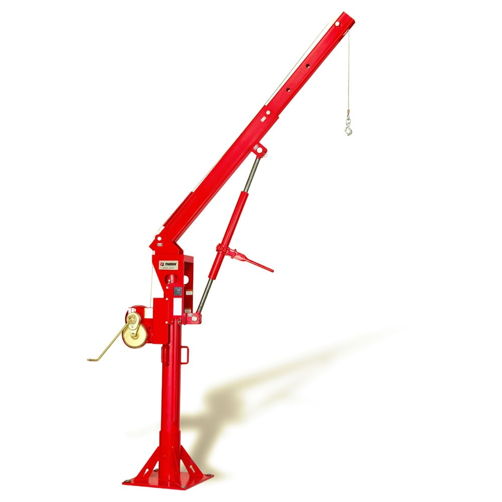 Thern Admiral Series 5PT30 (Up to 1361 kg capacity) Lifting Davit with Manual or Electric Winch