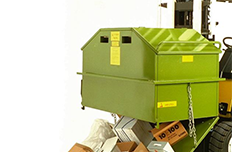 Waste & Materials Handling and Recycling Skips and Bins