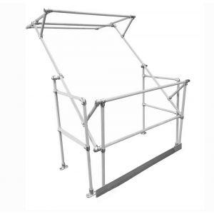 Atlas-Standard-Mezzanine-Pallet-Gate-1500mm-wide-Galvanised