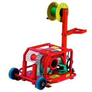Cable Laying Winch 2500 kgs Dragging capacity 110 V