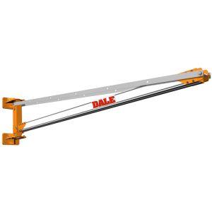 Eepos Wall Mounted Swing Jib Cranes with lightweight aluminium arm up to 500kg capacity