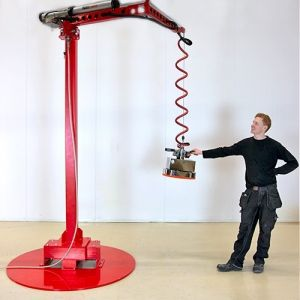 Lifts All mobile flexicrane