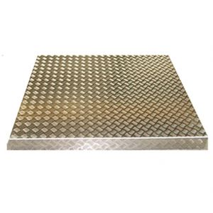 Floor/Edge Protection Plate 1250 mm Wide