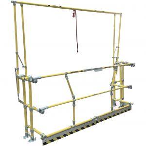 Sigma Pallet gate shut position