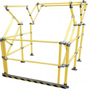 Titan extra large pallet gate