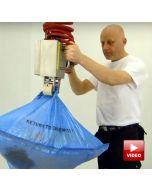 Lifts All Mechanical Bag / Sack Gripper Lifters