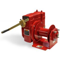 Thern 2W40 Series Worm Gear Hand Upto 2086 kg capacity