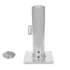 Thern  5BP5S316 316 Stainless Steel Pedestal Base to mount on surface  - 5BP5S316