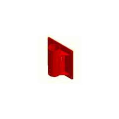 Thern 5BW20 Commander Series (5PT20) wall mount base - powder coat finish - 5BW20