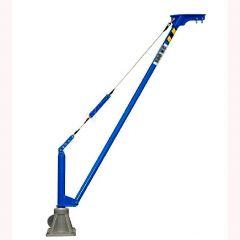 CMU500 - 500 Kg Portable Aluminium Lifting Davit - 1.5 metre reach