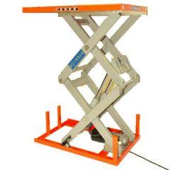 Double Scissor Lift Table 2,000 kg capacity