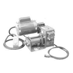 Thern E2X 4WP2EGRA-KL grey epoxy electric winch – 230/1/50 VAC w/6 ft pendant control - 4WP2EGRA-KL