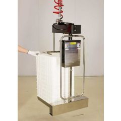 Lifts All Lifter for ventilators in cleanrooms
