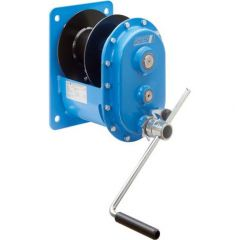 Pfaff MWS Lifting Hand Winches with Spur Gear Drive
