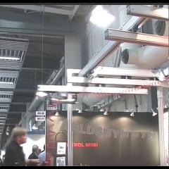 Lifts All Weightless Product Handling Lightweight Overhead Rail System