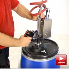 Lifts All Fast Barrel Handling Vacuum Lifter