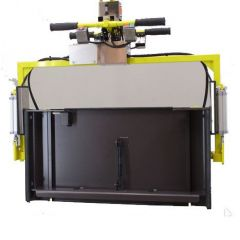 Inspection door lifter - vertical