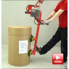 Lifts All Vertical Drum Vacuum Lifter