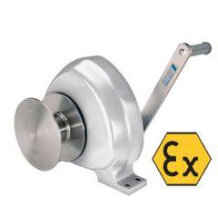 Omega hand winch EX