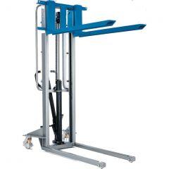 Pfaff Silberblau HV Hydraulic Hand Stackers 500 to 1000 kg