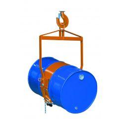 Raptor LM800 Vertical Drum Lifter / Rotator - Manual Type