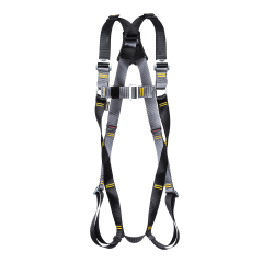 Ridgegear RGH1 Safety Harness With Rear D Connecting Link