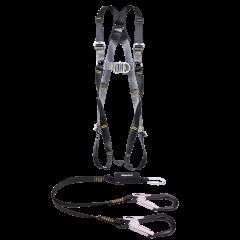 RGHK4 Scaffolders harness kit with twin lanyards