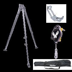 RidgeGear RGR1/TRIPODKIT3 Standard Tripod Kit with RGA4H