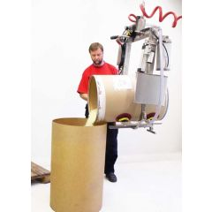 Lifts All Lifting tool for cardboard drums