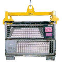 TTS - Spreader beam for box pallets ( Capacity 1000 - 3000 kg )
