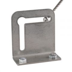 Thern RK19-25S316  Wire Rope Keeper - Stainless Steel 316SS - RK19-25S316