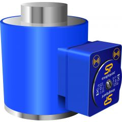 WIRELESS COMPRESSION LOADCELL