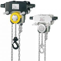 Yalelift 360 MkIII Hand Chain Hoist with Integral Trolley