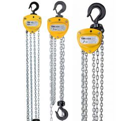 Yale Hand Chain Hoist Model VSIII - 250 to 5,000 Kg Capacity / 3 to 6 M HOL
