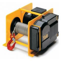 Yale RPE 400V or 230V Electric Wire Rope Winches - 250-1000 kg