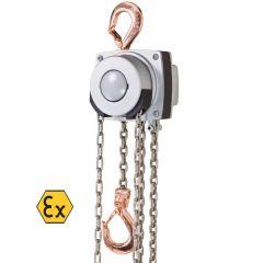 Yalelift 360 Hand chain hoist model ATEX Capacity 500 - 20000 kg