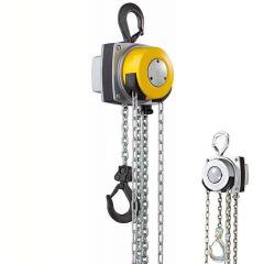 Yalelift 360 Mk III Hand Chain Hoist with Rotating Hand Wheel Guard - Full Range