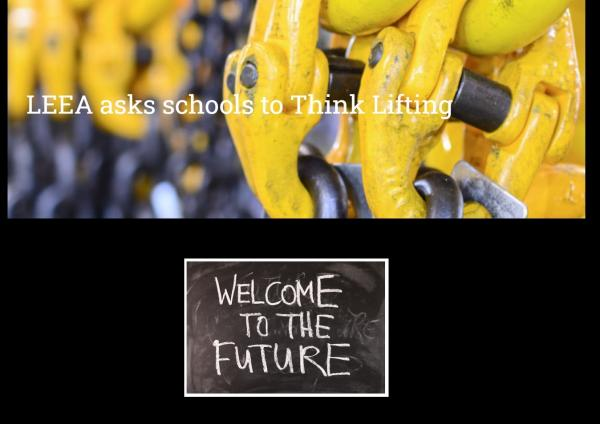 Think Lifting - The LEEA Schools Engagement Project