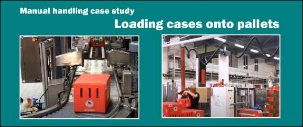 Case Study - Loading Cases onto Pallets