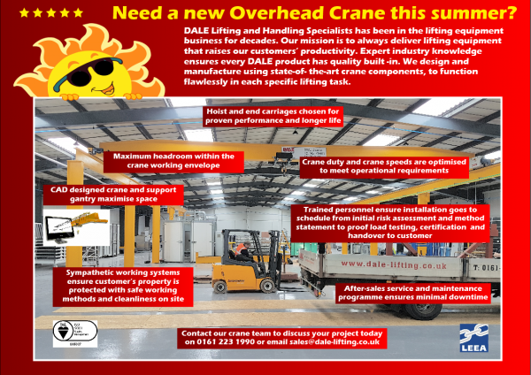 How to choose an overhead travelling crane