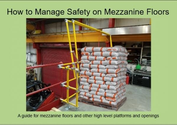 How to Manage Safety on Mezzanine Floors