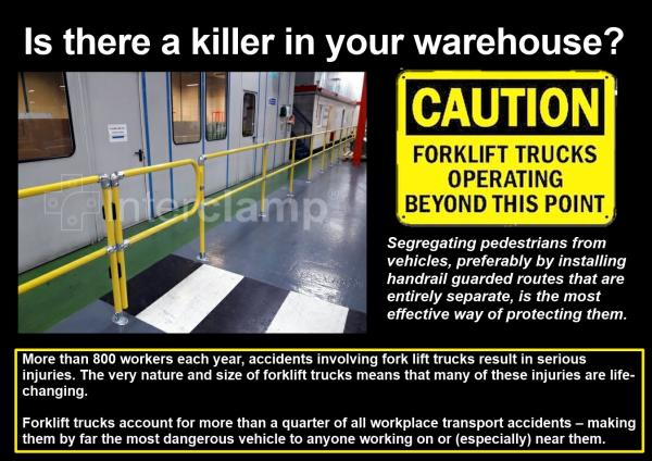 Is there a killer in your warehouse?