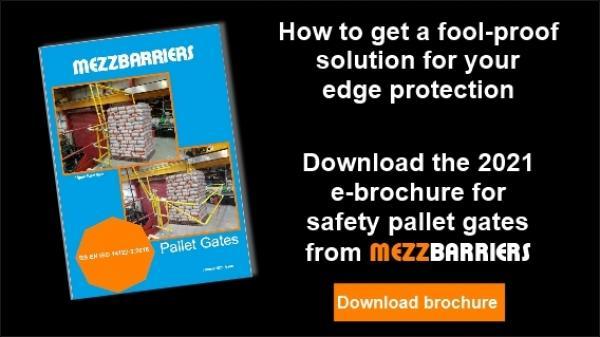 New e-brochure for Pallet Gates