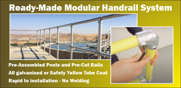 Choose Ready-Made Handrail Kits to Buy Online