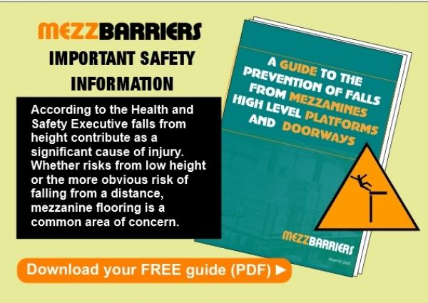 Guide to Mezzanine Fall Protection Safety