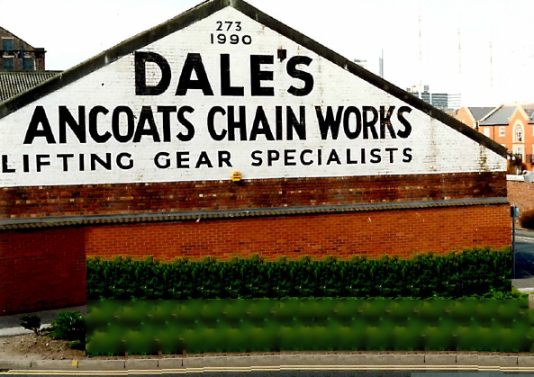 Dale Old Ancoats Factory