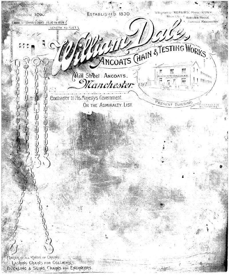 Dale's-copperplate