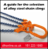 Guide to alloy steel chain slings