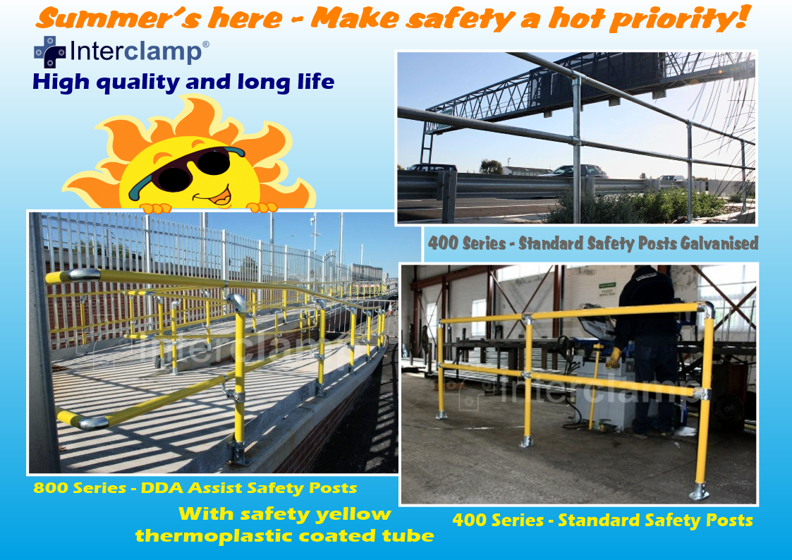 Handrail systems ready-made